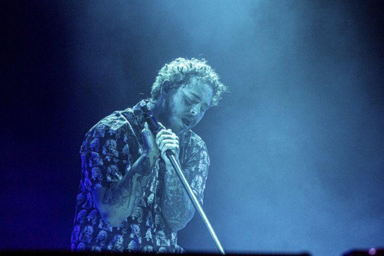 Post Malone, Panic at the Disco headline 2019's Firefly music festival