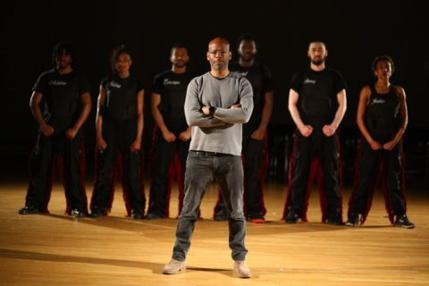 DC native's performance art explores 'Red Summer of 1919' and racial injustice