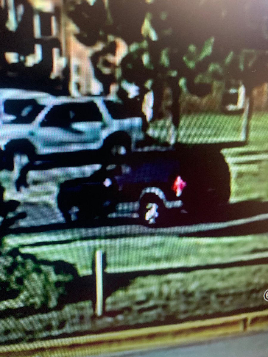 The Prince George's County police said this might be the SUV in which Erica Alvarez, 16, was abducted just before 8 a.m. Tuesday in Langley Park. (Courtesy Prince George's County Police Department)
