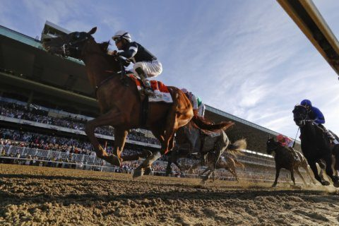 Another Triple Crown surprise: Sir Winston takes Belmont