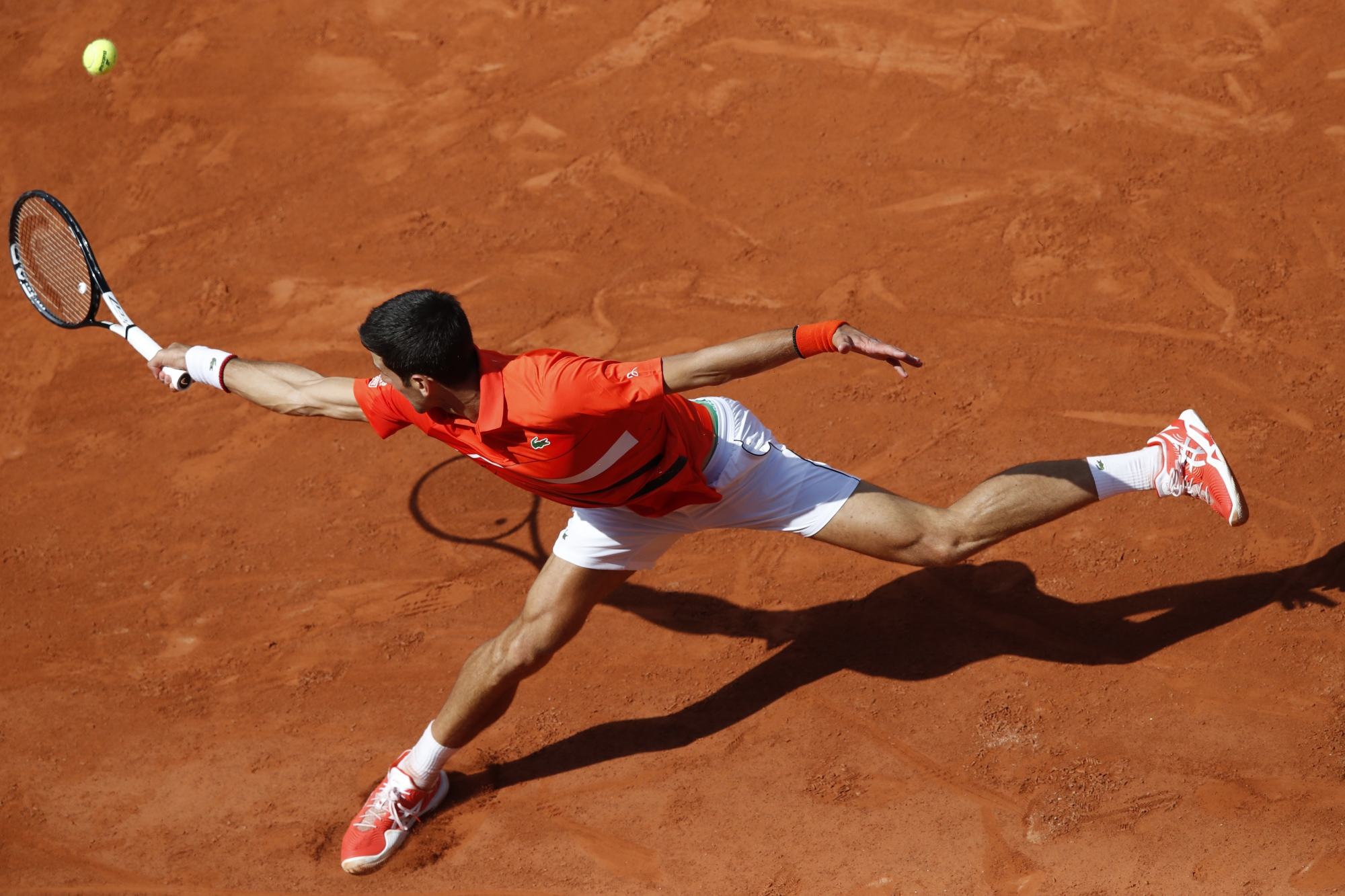 djokovic has tennis history within grasp at the french open