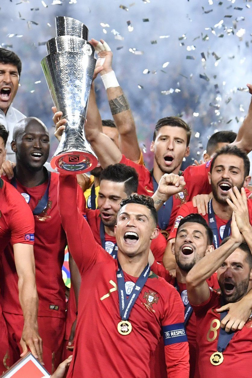 Ronaldo S Portugal Wins 1st Nations League Title Wtop