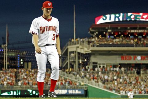 We don't celebrate Strasmas anymore, but after 9 years Strasburg has still been pretty good