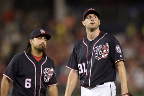 Scherzer, Rendon to represent Nationals in MLB All-Star Game