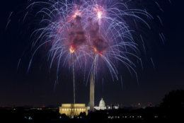 <p>It&#8217;s an iconic part of any Fourth of July celebration in D.C.</p>