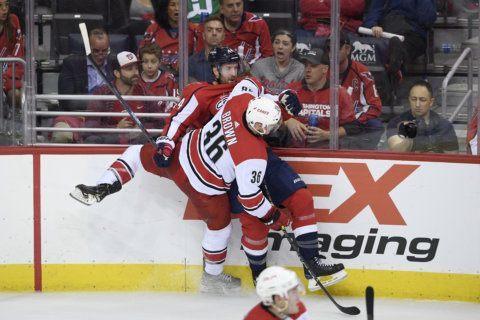 Capitals' Brooks Orpik retiring from NHL