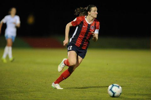 Washington Spirit to play 4 games at Audi Field, Segra Field in 2020
