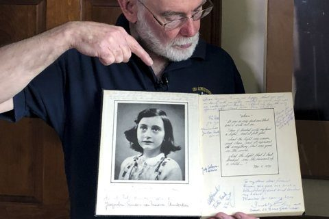 Holocaust Museum digitizing letters from Anne Frank's father