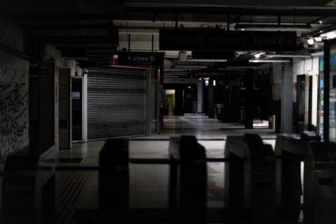 Massive blackout hits tens of millions in South America