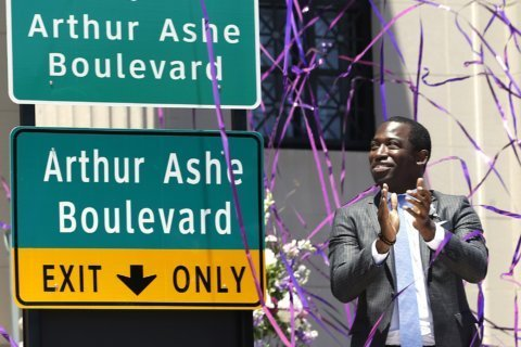Richmond celebrates formal renaming of Arthur Ashe Boulevard