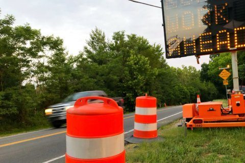 Safety measures underway along 2 dangerous Loudoun Co. roads; delays expected