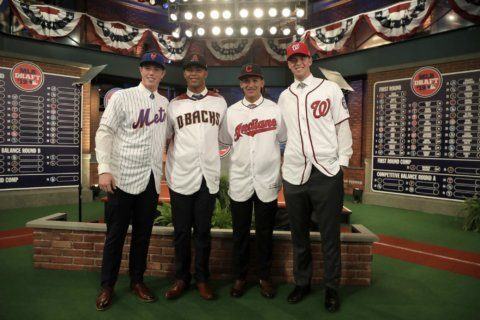 Big catch: O's grab Rutschman atop MLB draft short on arms