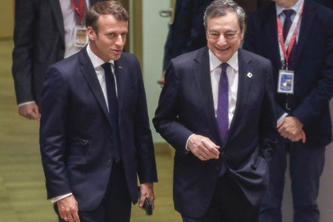 EU leaders push for eurozone budget funding solutions