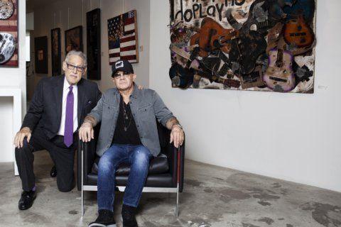 Elton John's songwriter to unveil new visual art at exhibit