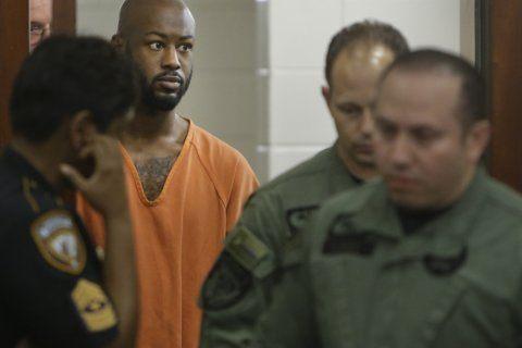 Man re-arrested for fatal stabbing of Houston boy, 11