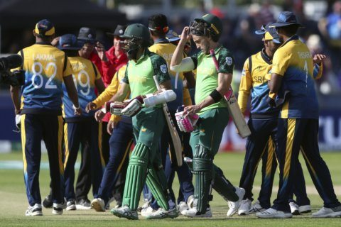 "A win for South Africa feels ""bittersweet"" for du Plessis"