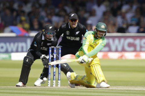 Australia beats NZ by 86 runs in '15 World Cup final rematch