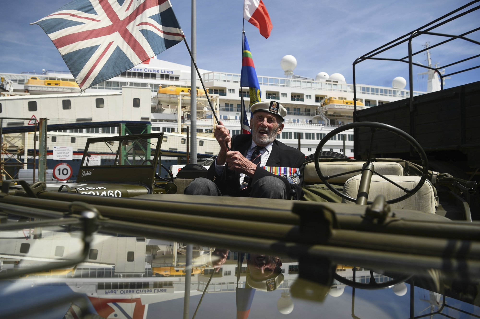 D-Day veterans look forward to Channel crossing   WTOP  D-Day veterans ...