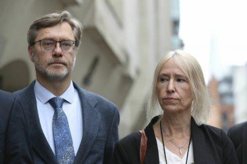 Parents of UK militant in Syria spared jail for sending cash