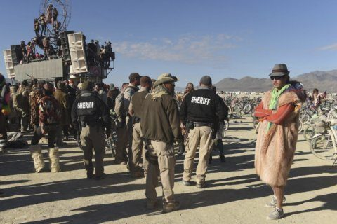 Burning Man OK with attendance cap; will fight searches