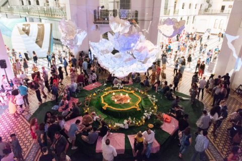By The People festival returns with floating art, museums 'til midnight