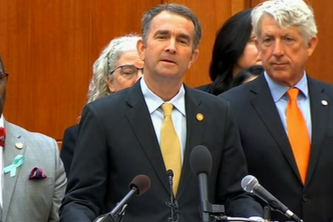 Northam wants special legislative session on guns
