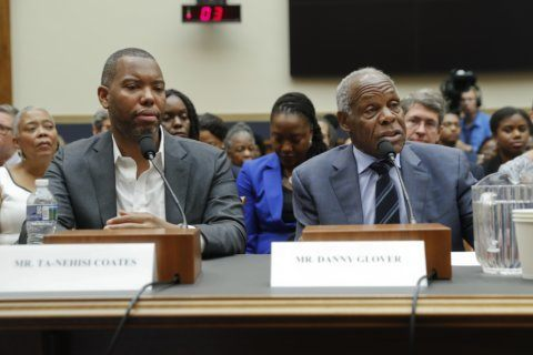 'Why not now?' Lawmakers debate reparations for slavery