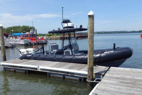 Huge water rescue exercise will occur in Potomac near National Harbor