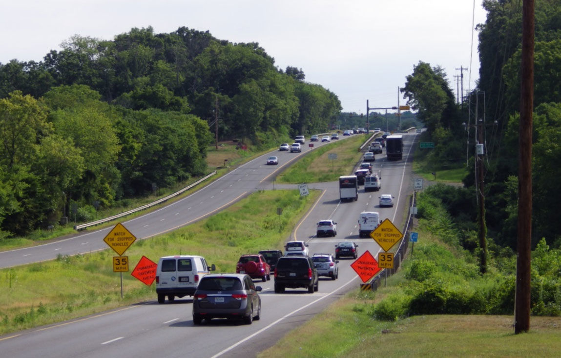 Crash-prone Stretch Of US 29 In Virginia To Be Revamped