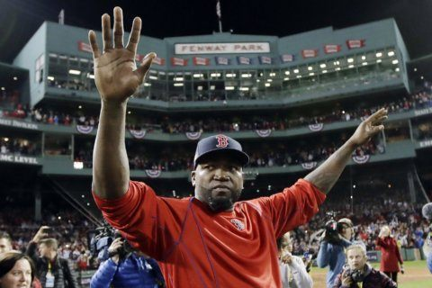 Red Sox player David Ortiz is out of intensive care, his wife says
