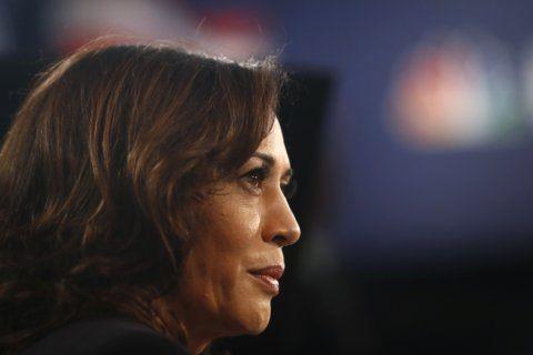 'It won't work:' Kamala Harris' campaign slams online attacks on her race
