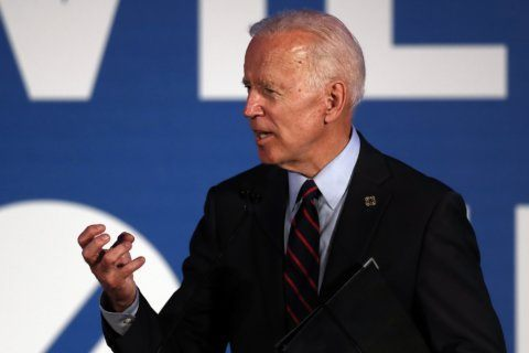 Biden says family more important than missed campaign trip