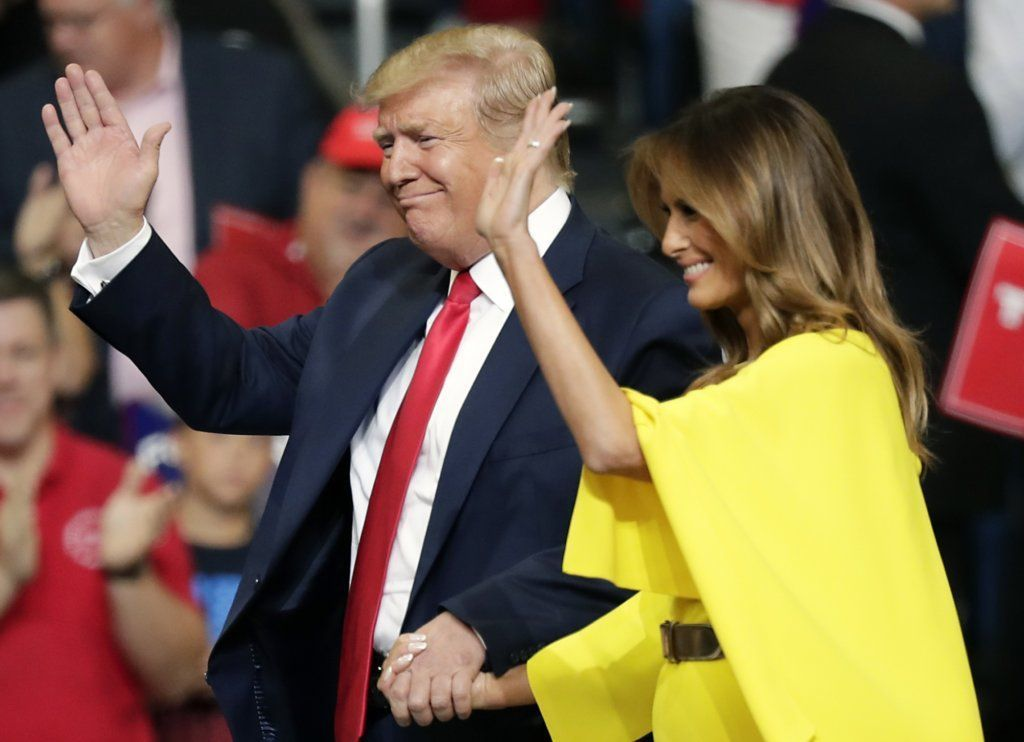 Details for President Trump's July 4th National Mall event