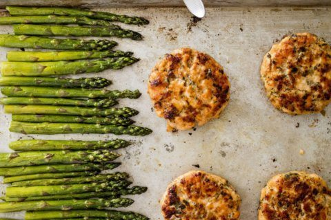 A good salmon cake delivers rich flavor and tender texture