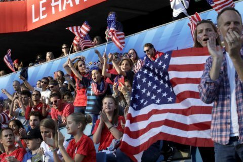 DC-area Women's World Cup watch parties for US vs. France