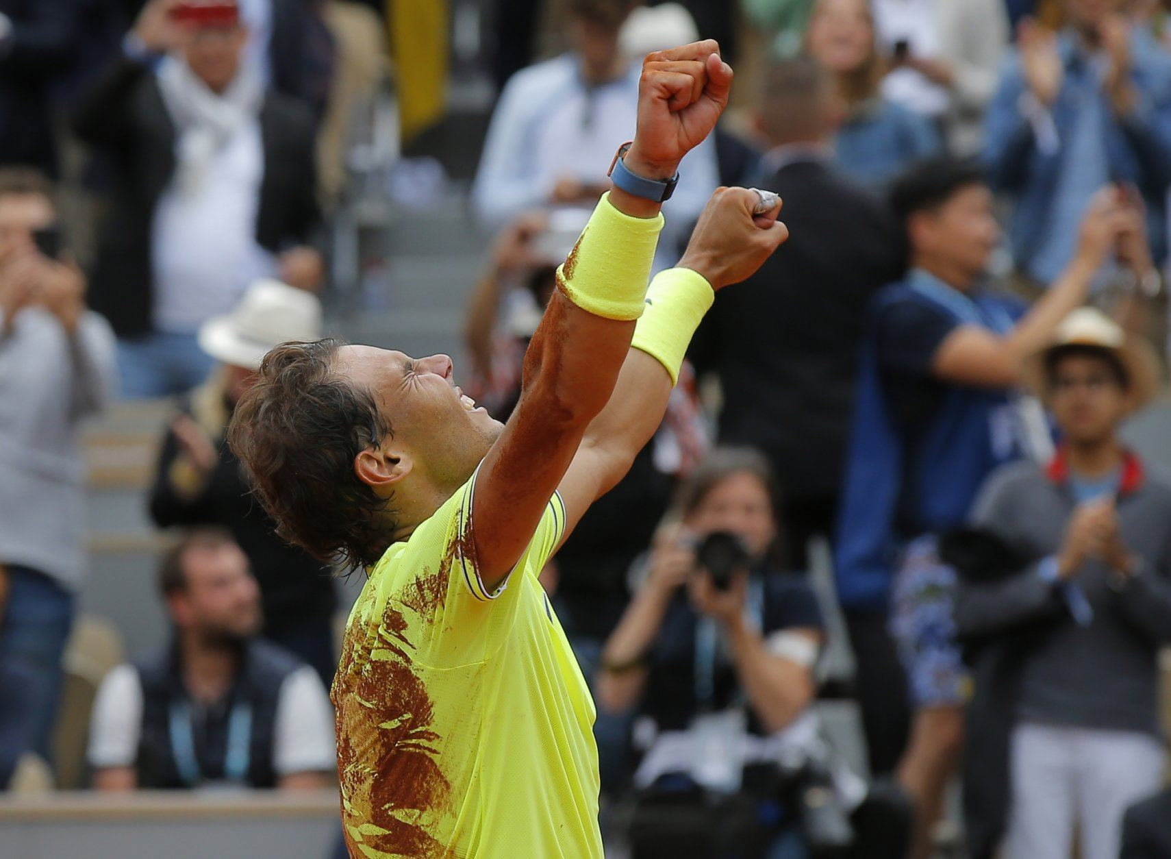 Dirty Dozen Nadal Wins 12th French Open For 18th Slam Title Wtop