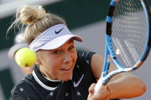 Paris in the springtime? French Open rainout sinks schedule