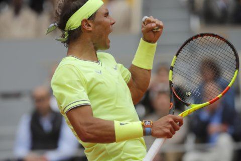 Rafael Nadal wins 12th championship at French Open