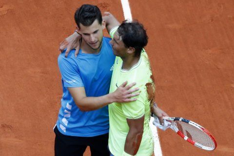 'Stepped on me': Thiem loses French Open final to Nadal