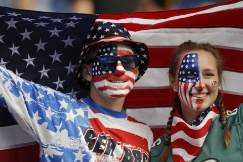 DC-area Women's World Cup watch parties for US vs. Sweden
