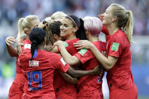 13 thoughts about the USWNT, goals, celebrations and equal pay