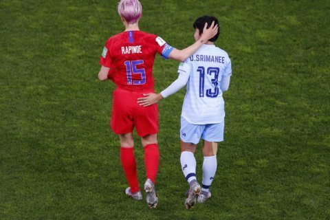 US rout of Thailand highlights inequity in World Cup field