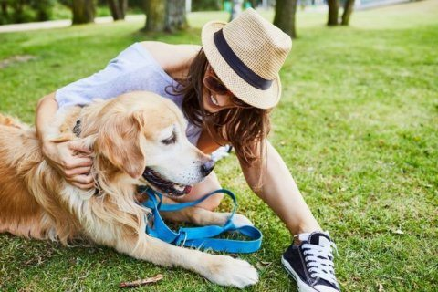 10 ways to spend time outdoors with your pet