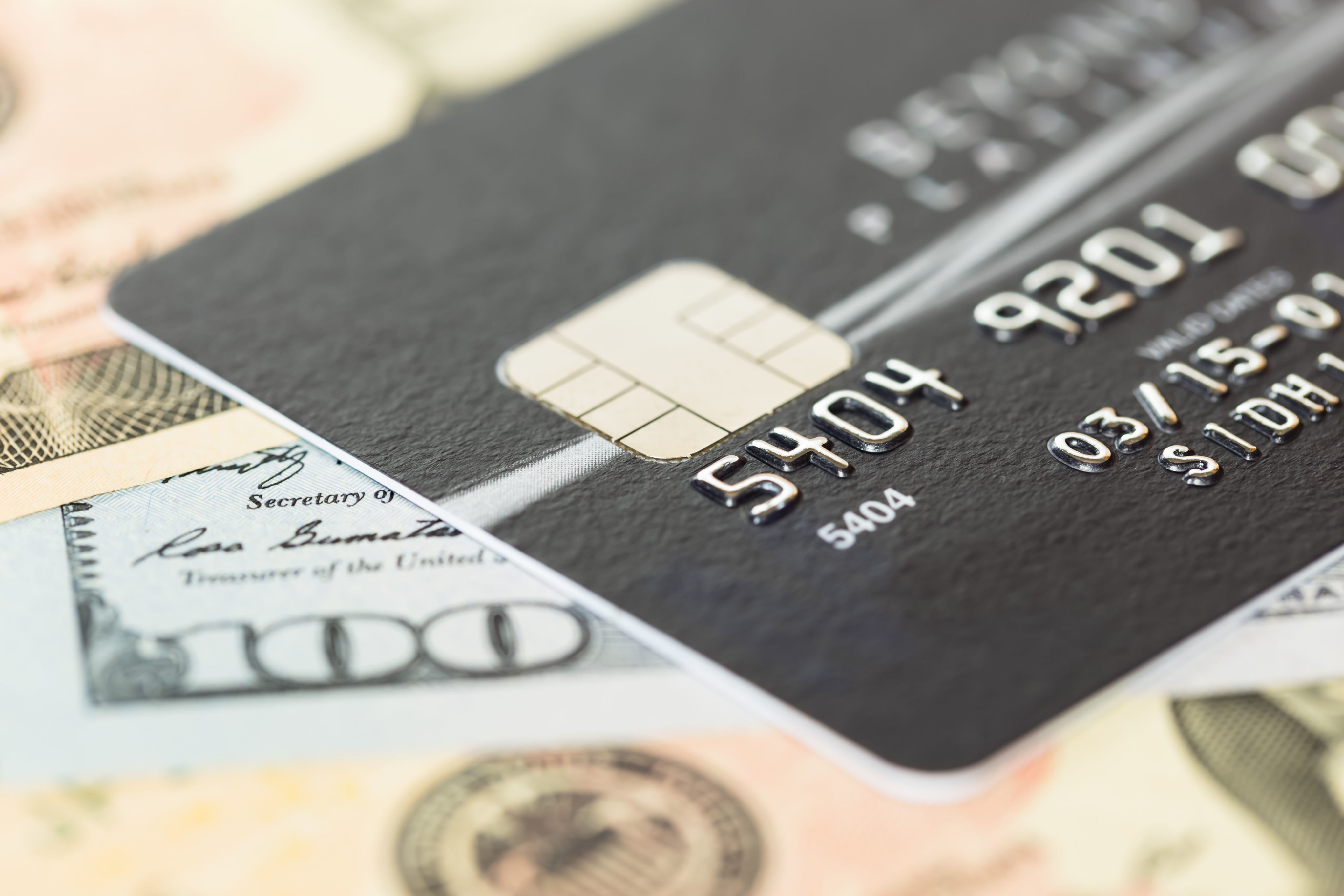 Should you be worried about tap-and-go credit cards? | WTOP