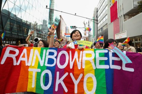 Photos: Pride around the world