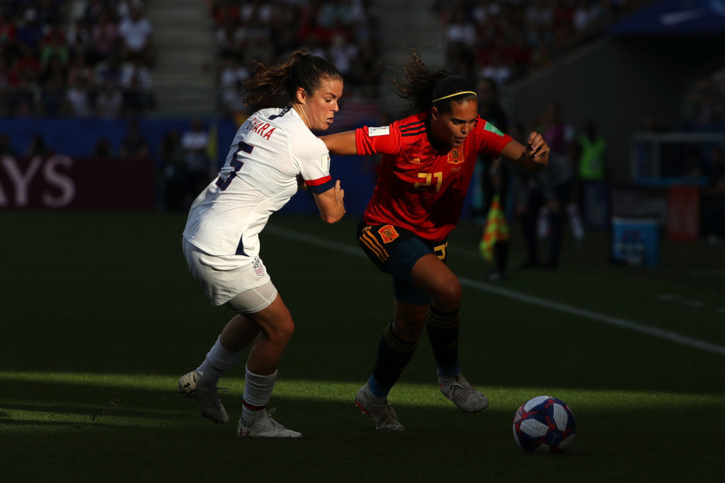 PHOTOS: US women defend title in 2019 World Cup | WTOP