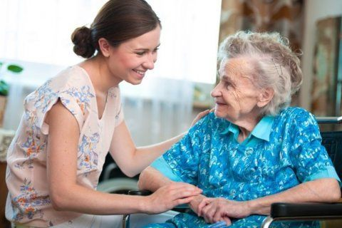 Tips for caregivers looking after an aging loved one