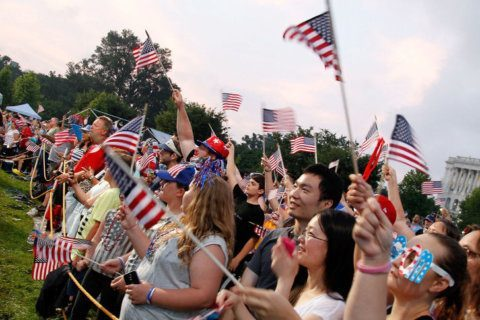 Heat, storms loom over July Fourth