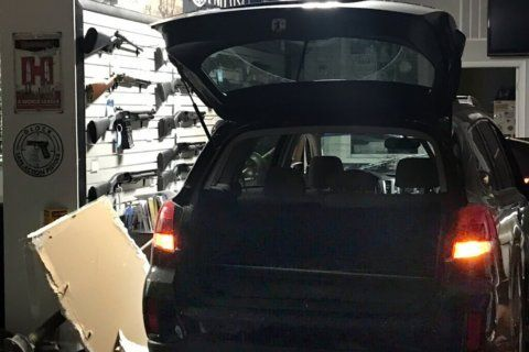 3 arrests made linked to Montgomery County gun store burglary