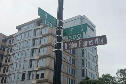 Hidden Figures Way: DC street renamed for African American NASA pioneers